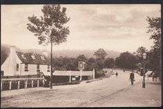Oxfordshire Postcard - Foot of White Hill, Henley-On-Thames MB857 | eBay