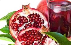Health Benefits of Pomegranate — Juicing For Health. Recommended Healing Foods To Remedy Anemia. very high in iron content and are blood-building. Include and rotate these in your juice recipe, drink regularly: The potent anti-oxidant in pomegranate juice is beneficial in preventing the harderning of arteries.