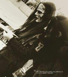 Joey Jordison #Slipknot #JoeyJordison