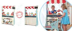 Le Toy Van was set up in 1995 with an intention to produce a range of high quality painted wooden toys.