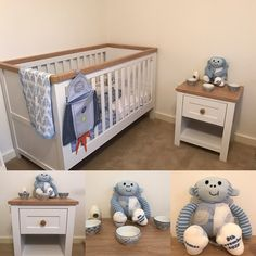 "Two Cats and a Baby on Twitter: ""James's keepsake monkey from @LoveKeepCreate looks great in his new nursery. https://t.co/chdnBkFBVv"""