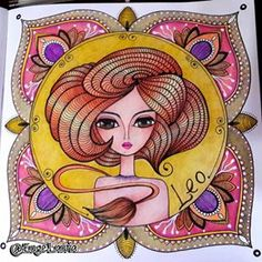 Brush Drawing, Block Painting, India Art, Art Journal Inspiration, Female Art, Painted Rocks, New Art, Photo Art, Folk Art