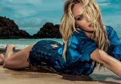 Candice Swanepoel: Osmoze Jeans 2015 Lady is soooo sexy, sexiest model like ever