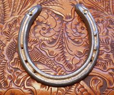 FOR SALE in Lone Raven Ranch eBay shop - please follow link.. http://www.ebay.com/usr/loneravenranch (subject to prior sale) Free Ship Lucky Authentic Horseshoe Ready2Hang Cowgirl Cowboy USA Ranch Art 2 #WornOff #BlacksmithArtPrimitiveWesternCountryGoodLuck #HandworkedbyUSASeller