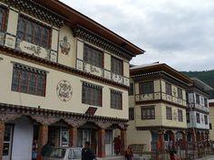 Shops in Paro - Paro (Bután) -
