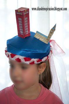 Sombrero carreras de Ascot.