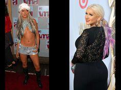 A los 31 años, Christina Aguilera parece que se cansó de verse como una pálida y delgada rubia. La cantante ecuatoriana quiso dar rienda suelta a su sangre latina, y ya parece no importarle si ya no está en carne y hueso. Recuperó las curvas de otros tiempos y tiene una imagen voluptuosa.