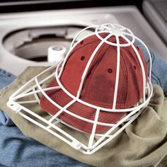 5ace2bbd955 Dirance Cap Washer Hat Rack Baseball Hat Cleaner Cleaning Protector Ball  Cap Washing Frame Cage  IDEAL TRAVELING COMPANION - safely clean
