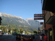 Hotel Innsbruck, Austria Ausblick,view Hotel Innsbruck, Austria, To Go