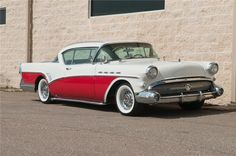 1957 BUICK ROADMASTER 2 DOOR HARDTOP Maintenance/restoration of old/vintage vehicles: the material for new cogs/casters/gears/pads could be cast polyamide which I (Cast polyamide) can produce. My contact: tatjana.alic@windowslive.com