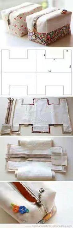 Small bag diy sewing