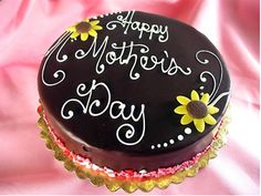 Here We Provide Best Collection of mothers day cake images happy mothers day cake ideas mothers day cake pictures mothers day cake images 2017 Mothers Day Cake Image, Mothers Day Cakes Designs, Sunflower Cakes, Paleo, Mango Cake, Cake Writing, Chocolate Chip Cookie Dough, Chocolate Cake, Cake Images
