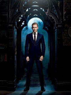 Tom Hiddleston, stunning! Goodness me...