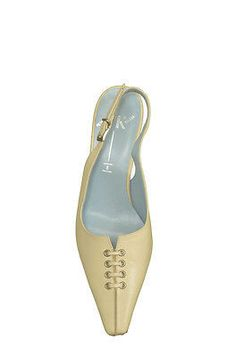 Peter Kaiser Celes High Heel Mules Womens Shoes Beige Size 6