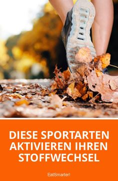 Diese Sportarten aktivieren Ihren Stoffwechsel   eatsmarter.de