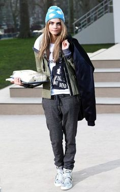 5 times cara delevingne lookedflawless | Kayla's Five Things