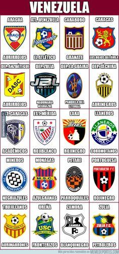 11 Ideas De Equipos Y Sus Apodos Apodos Equipo De Fútbol Escudos De Equipos
