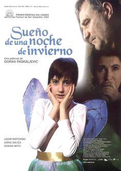 Sueño de una noche de invierno (2004) Serbia e Montenegro. Dir: Goran Paskaljevic. Drama. Enfermidade. Autismo - DVD CINE 429