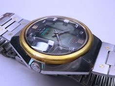 Rare Seiko Stunning strap and striking dial