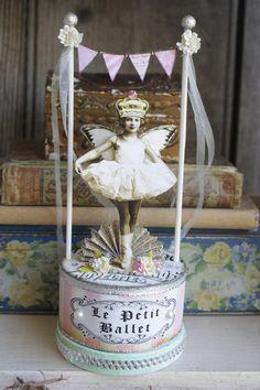 Little paper dancer   debrina pratt