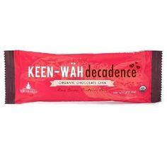 Yogaearth Kw Choc+chia Bar (12x1.5oz )