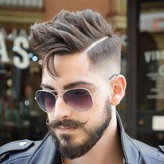 27 Kamm über Frisuren für Männer