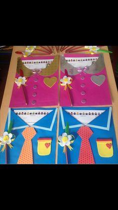 Kabeljau in Bärlauchkruste foodwerk. Kids Crafts, Doll Crafts, Craft Stick Crafts, Preschool Activities, Diy And Crafts, Arts And Crafts, Paper Crafts, Decorate Notebook, Fathers Day Crafts