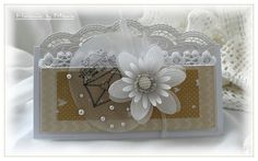 Handmade by Mihaela: White waterlily