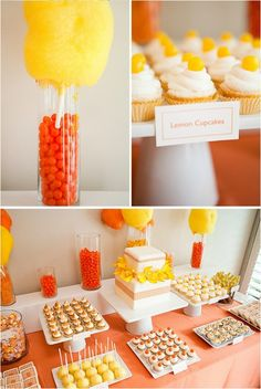 Wedding Candy Bar / Wedding Cotton Candy…Color & Fun « Wedding Trends 2014, Wedding Inspiration Blog – David Tutera's It's a Bride's Life