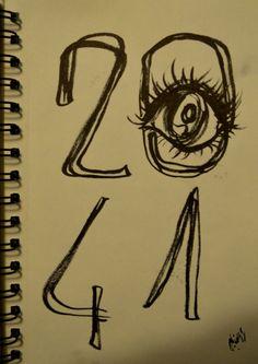 illustartion_sketch_eyes_numbers