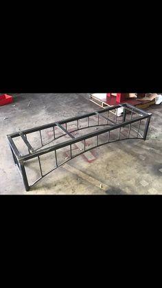 Bridge inspire bench frame