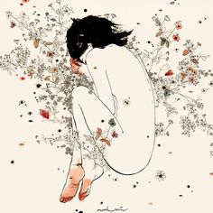 Muses by Conrad Roset | something to draw