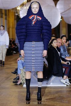 Thom Browne Spring 2018 Ready-to-Wear Collection Photos - Vogue