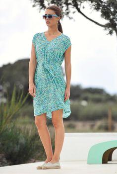 Cotton Colour Block Skirt - Women's Skirts | Brora