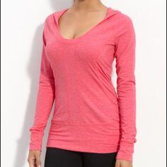 """Zella """"easy breezy"""" long sleeve hoodie Zella long sleeve hoodie. Excellent condition! Zella Tops Sweatshirts & Hoodies"""