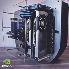 Fantastic! - Tag your friends!- -  @nvidia #KillerComputers #Computers #Custombuild #BeastPCs #UltimateSetup #Computer #AwesomeSetUp #SweetBuild #CoolPC #FantasticPC #Intel #AMD #CustomPC #CustomPCBuild #Gaming #GamingPC