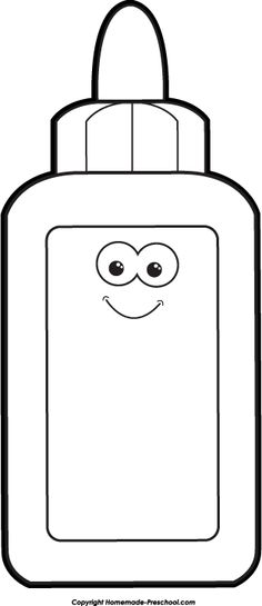 school supplies clipart black and white google search