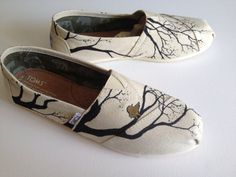 send me any pair of shoes,new growth,bare by ArtfulSoles on Etsy, $65.00
