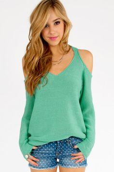 DIY Sweater Makeover Idea