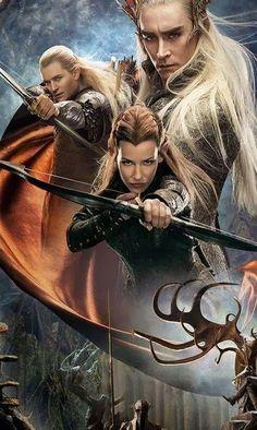 The Hobbit: The Desolation of Smaug Movie Postes