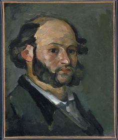 Acheter Tableau 'Portrait de Gustave Boyer' de Paul Cezanne - Achat d'une…
