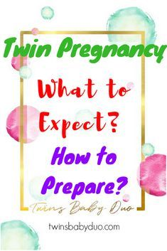 Are you pregnant with twin babies? Congratulations! What joy! Click on the link to the article about what to expect in your pregnancy and how to best prepare for the arrival of your little ones! :) #twins #twinpregnancy #pregnant