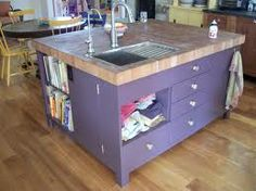 Kitchen Island With Sink Raised Eating Area New House Ideas Pinterest Sinks Kitchens And