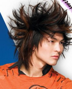 Punk Long Hairstyles - Hairstyle Ideas for Men