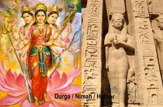 Were the Anunnaki alien race, the same hindu gods???