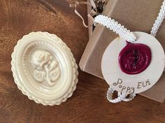 Juliet's Indulgent Rose soap Goats milk with Organic Raw