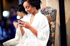Real {Texas} Wedding - Shalisha & Bencil - The Bride's Cafe http://beautifulbrownbride.blogspot.com/
