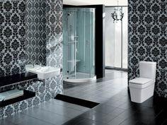 Zukünftige Projekte feuchtraumtapete tapete fürs badezimmer originell modern