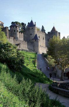 Château de Carcassonne, Aude ©Ville de Carcassonne