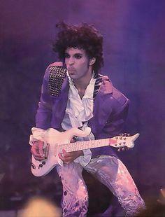 Prince | 1984/85 Purple Rain Tour